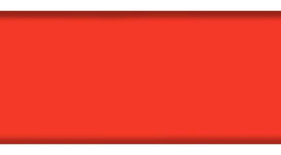 Промежуточный профиль 84R, цвет 5560 красный