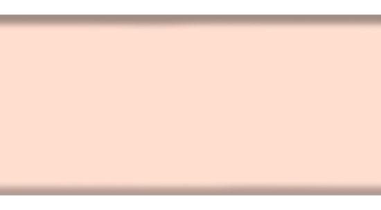 Промежуточный профиль 84R, цвет 5980 персиковый
