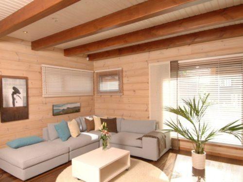 Реечный потолок под бук. USA Ceiling Group