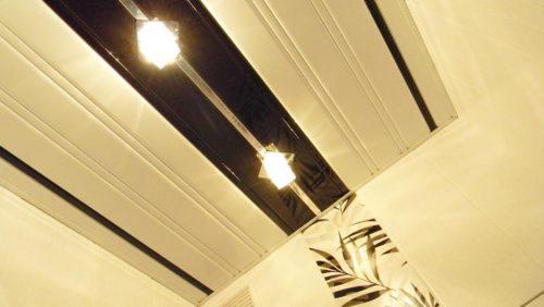 Реечный потолок_дизайн. USA Ceiling Group.