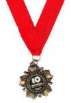 Медаль участника юбилейной выставки «Строительсто. Отделочные материалы. Дизайн». 2006 г.