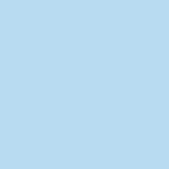 Цвет реечного потолка: 015, матовый голубой