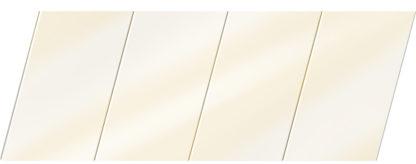Глянцевый реечный потолок 100 P, цвет: панель - 040 2