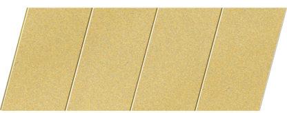 """Реечный потолок """"под металлик"""" 100 P, цвет: панель - 152"""