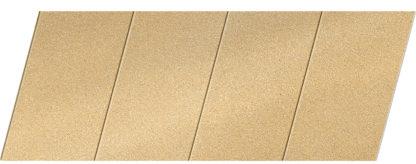 """Реечный потолок """"под металлик"""" 100 P, цвет: панель - 153"""