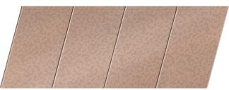 """Реечный потолок """"под металлик"""" 100 P, цвет: панель - 562"""