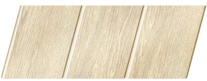 Реечный потолок с фактурой светлое дерево (дуб светлый) 150 C, цвет: панель - 210