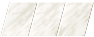 """Реечный потолок """"под мрамор"""" 150 C, цвет: панель - 333"""
