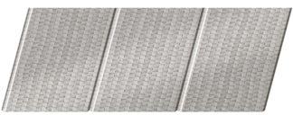 Реечный потолок с фактурой кожи 150 C, цвет: панель - 500