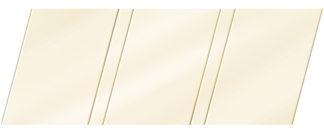 Глянцевый реечный потолок 150 P и 25 P, цвет: панель - 040 2