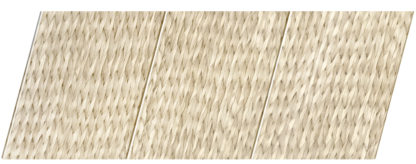 Реечный потолок с фактурой светлое дерево (ротанг) 150 P, цвет: панель - 212