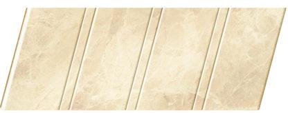 """Реечный потолок """"под мрамор"""" 84 R, цвет: панель - 336"""