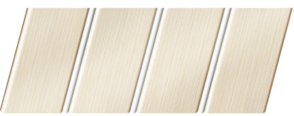 Реечный потолок с фактурой светлое дерево (бук беленый) 84 R(V), цвет: панель - 200, профиль - 140