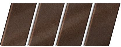 """Реечный потолок """"под металлик"""" 84 R(V), цвет: панель - 150, профиль - 141"""