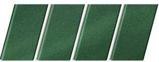 """Реечный потолок """"под металлик"""" 84 R(V), цвет: панель - 561, профиль - 141"""