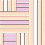 Реечный потолок 100P (закрытый), цвета 141, 7102 и7171, комплект
