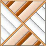 Реечный потолок 75C и150C (закрытый), цвета 209, 140 и710, комплект