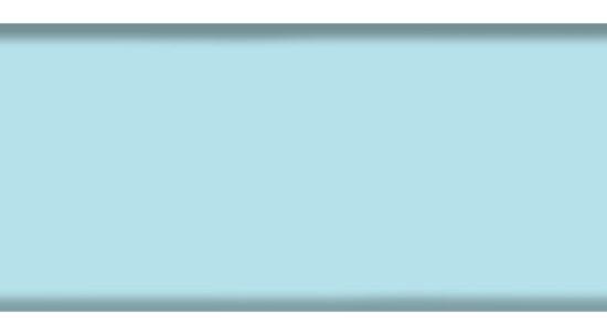 Промежуточный профиль 84R, цвет 2582 голубой