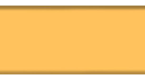 Промежуточный профиль 84R, цвет 4060 желтый