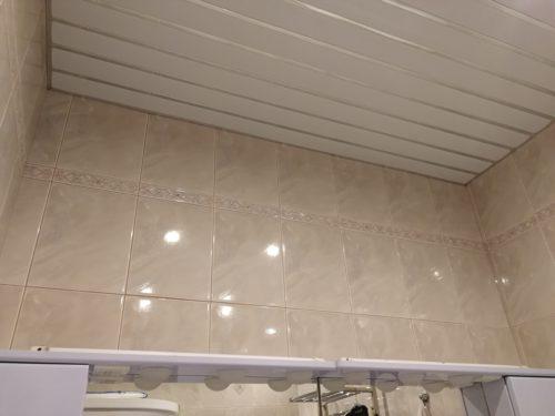 реечный потолок белый.USA Ceiling Group.