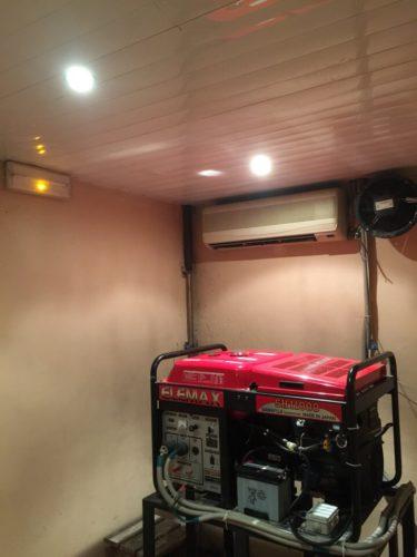 Реечный потолок экстрим. USA Ceiling Group.