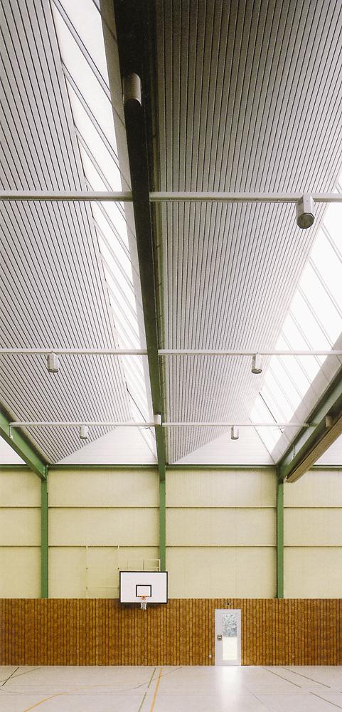 Реечный потолок открытого типа. USA Ceiling Group.